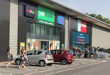 Photo of Hamlet Green Retail Park, Haverhill