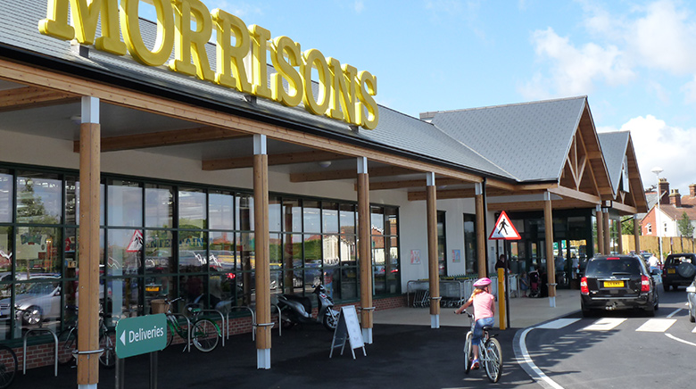 Photo of Morrisons, Wymondham